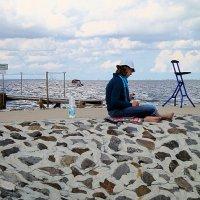 Bild zu Seminar Blau machen - Zeit für mich und die  Kunst